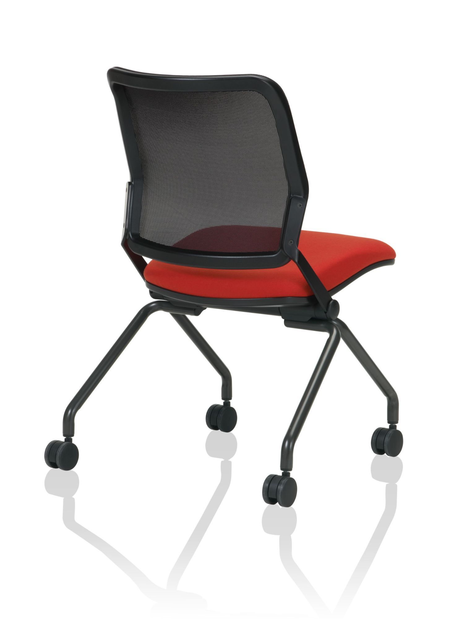 ki torsion air chair back profile