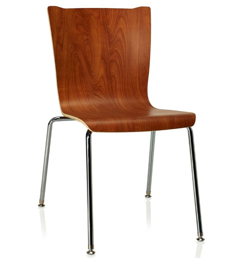 cherry storm apply guest chair