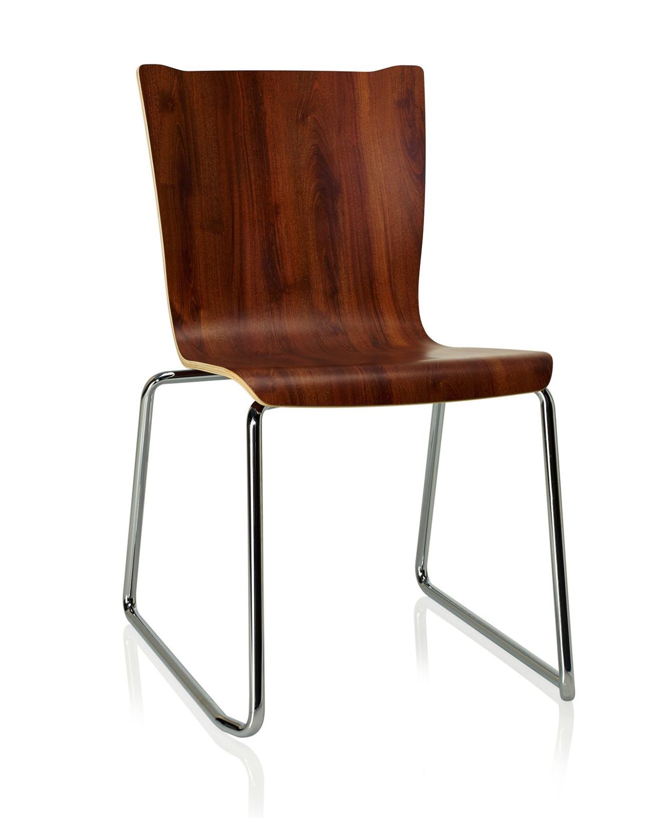 apply wood laminate chair