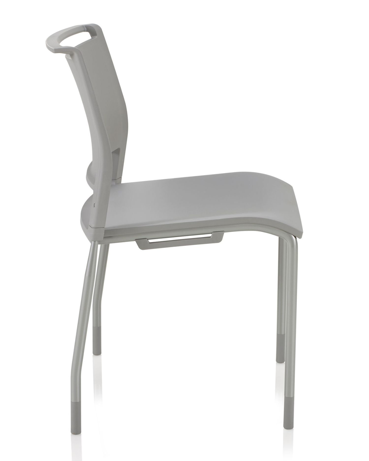 opt4 stacking chair side