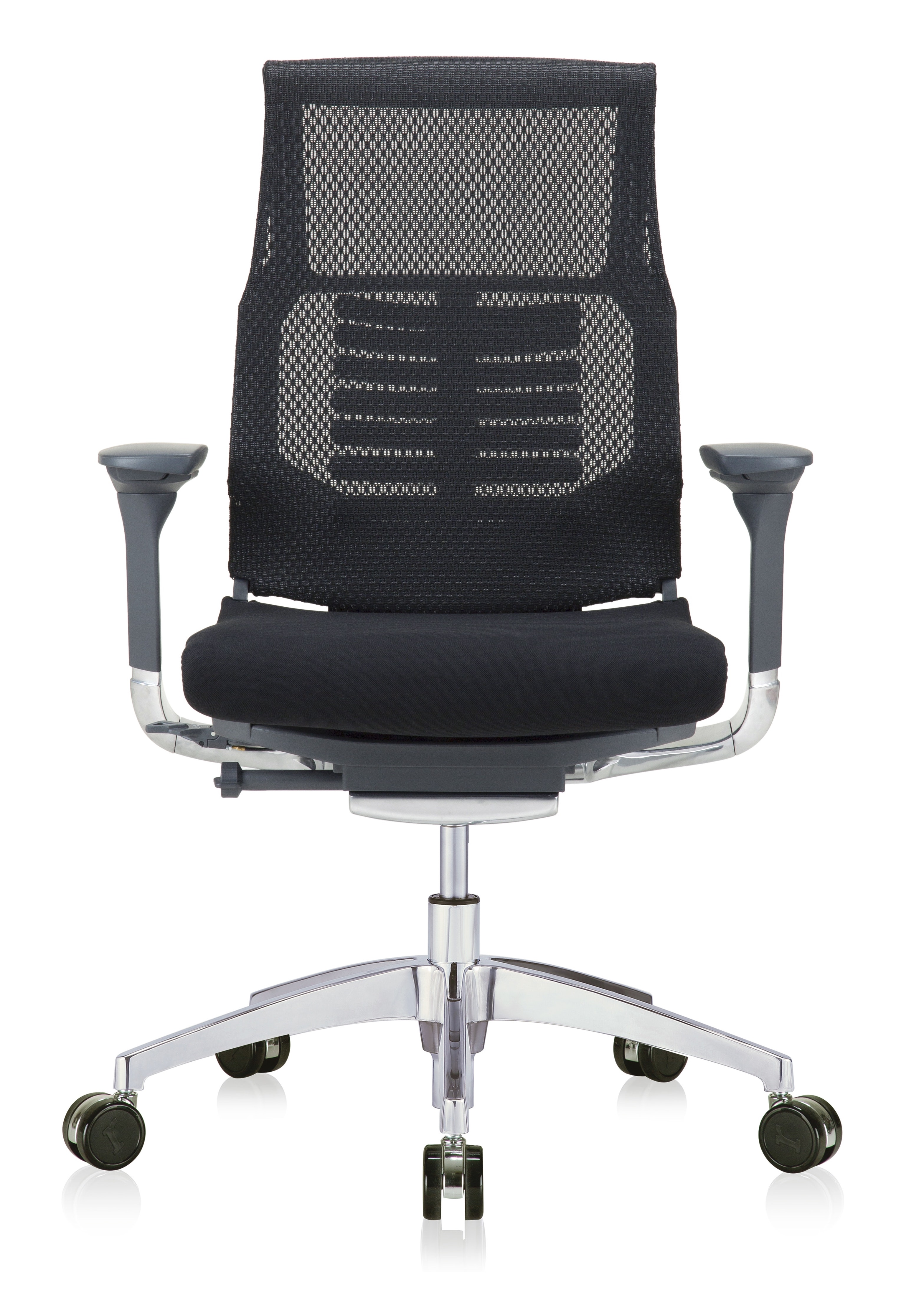 eurotech powerfit chair - front view