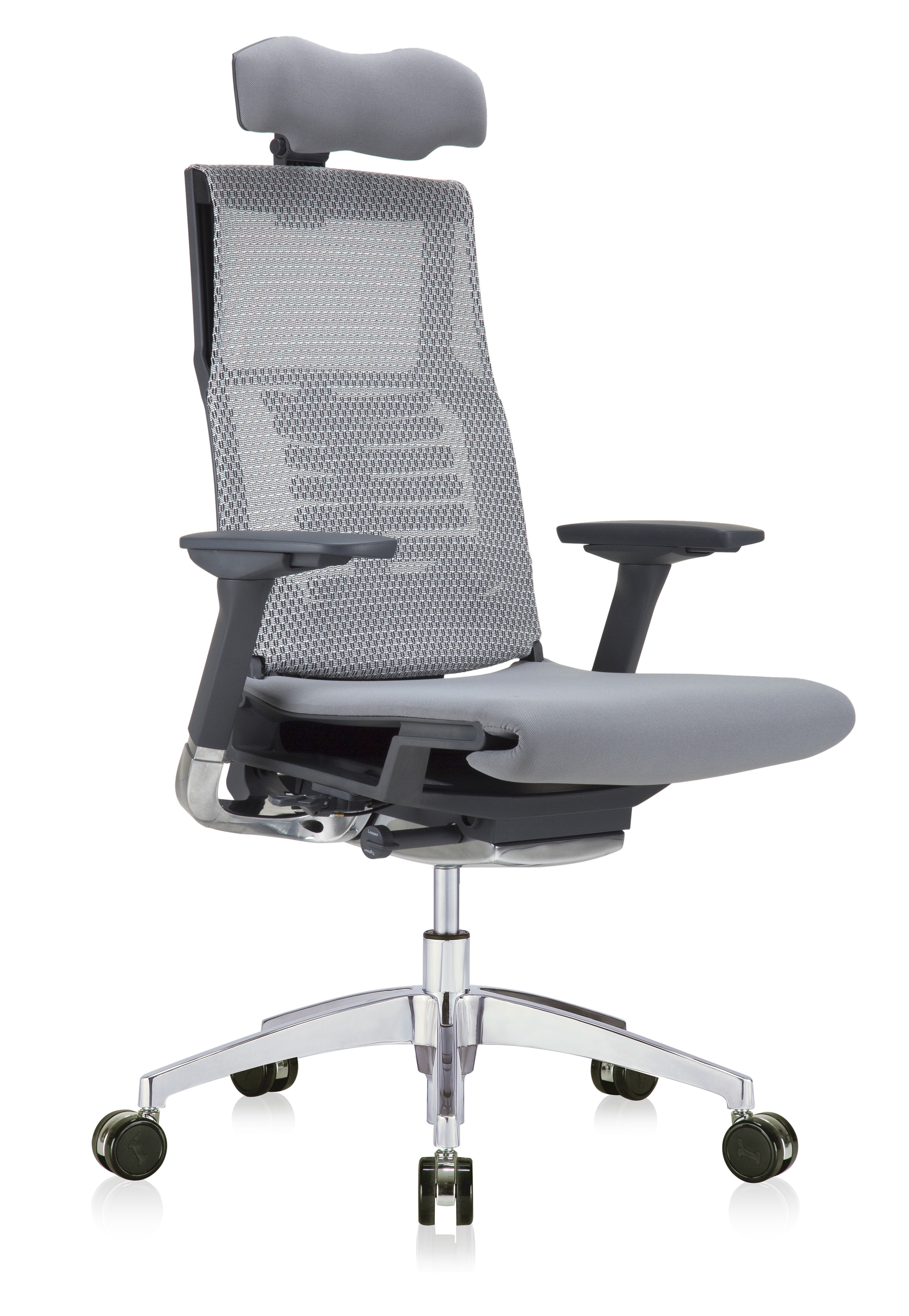 eurotech powerfit bluetooth enabled office chair with headrest