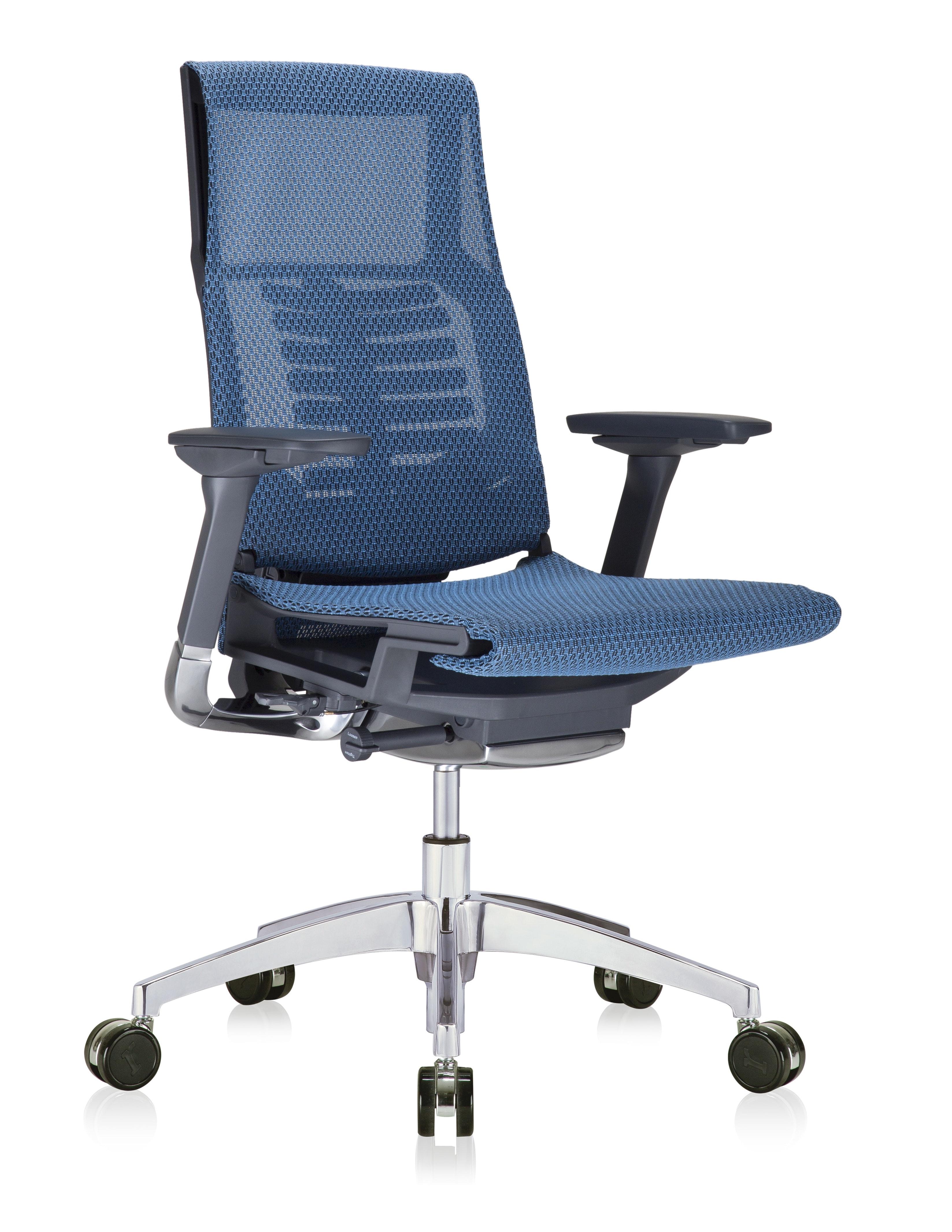 eurotech powerfit bluetooth ergonomic chair
