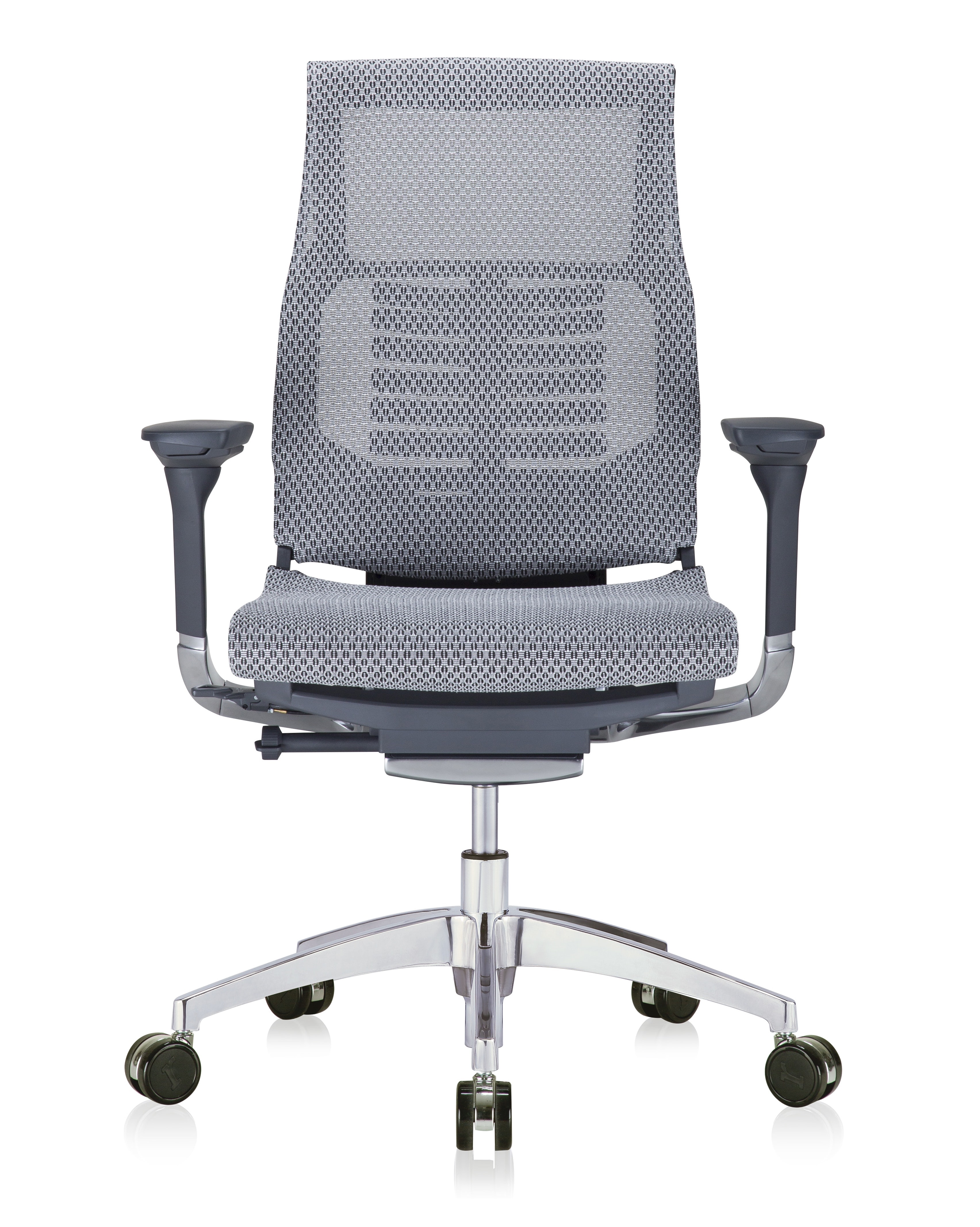 eurotech powerfit chair front profile