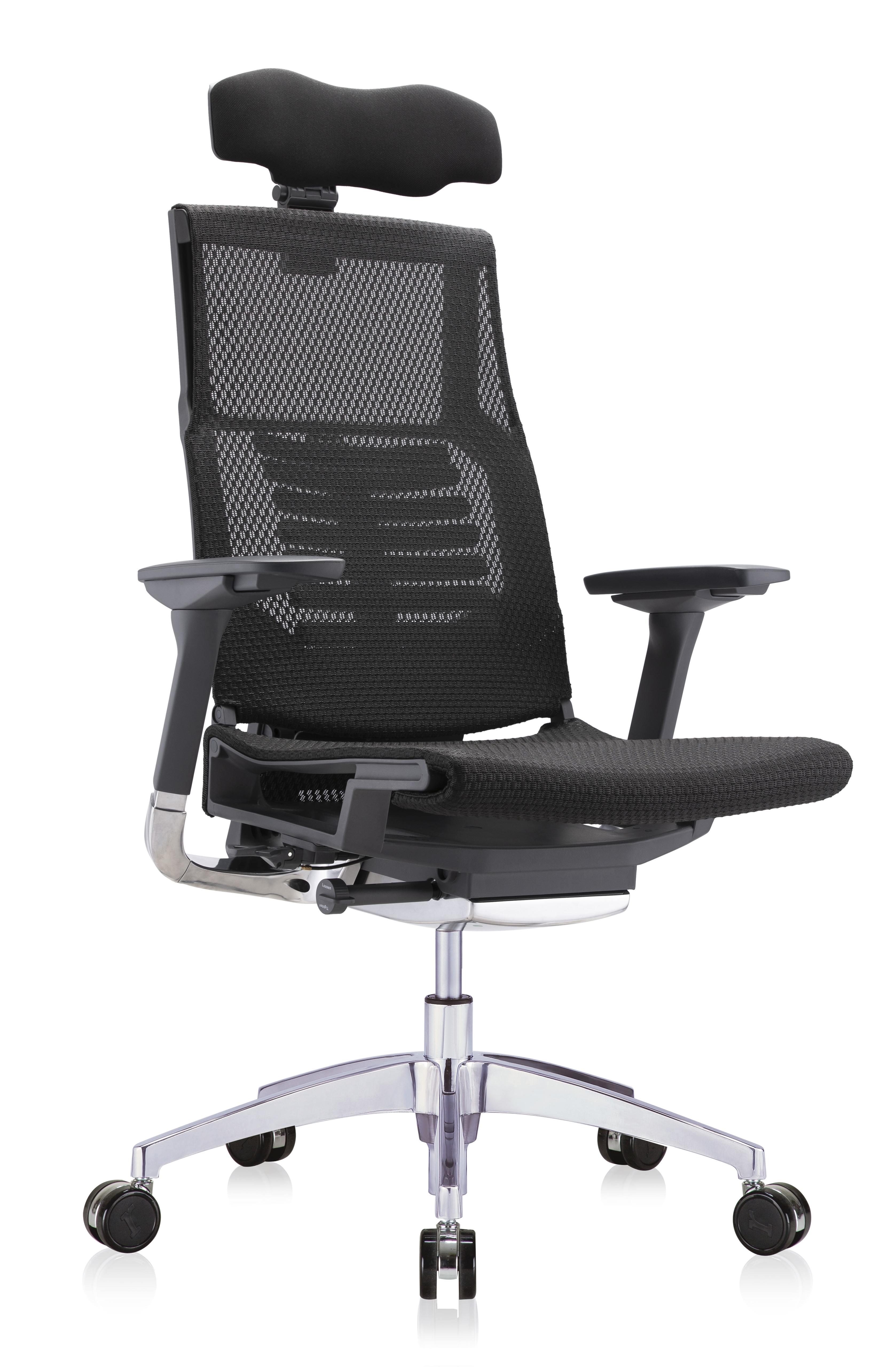 eurotech powerfit chair with headrest