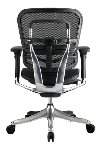 Eurotech Seating Ergo Elite Mid Back Ergonomic Office Chair ME5ERGLTLOW