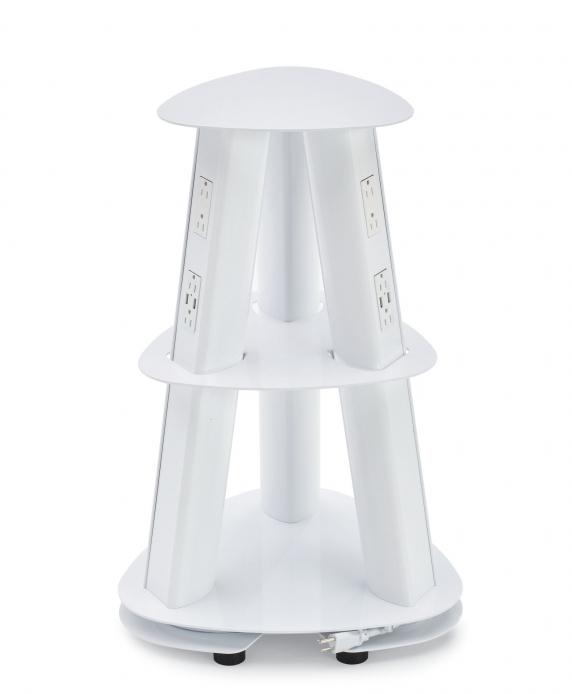 white isle power tower