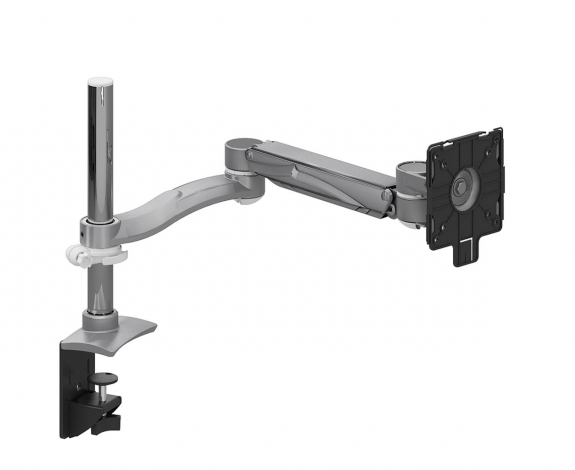 global single screen monitor arm with height adjustment