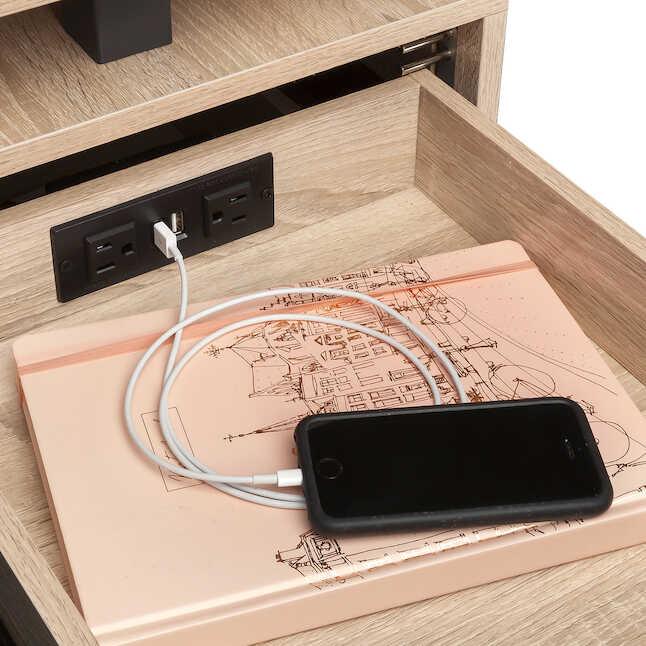 optional drawer power