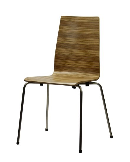 mila stacking chair