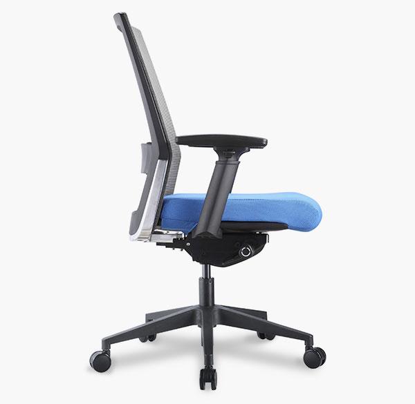 freeride task chair side view