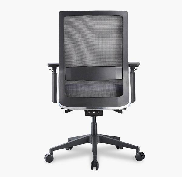 freeride task chair back view