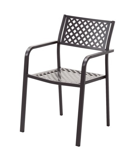remy 1075 metal stack chair