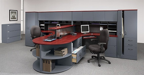 Global Adaptabilities Panel Furniture Set