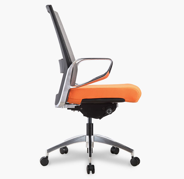 freeride conference chair side view
