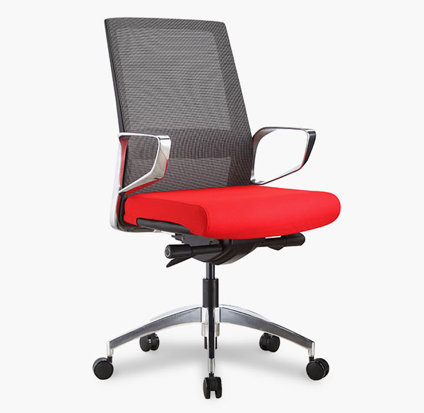 freeride conference chair angled view
