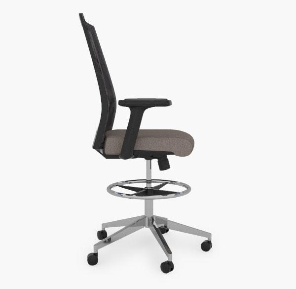 g6 ergonomic mesh stool