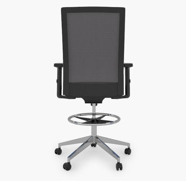wyatt g6 task stool back