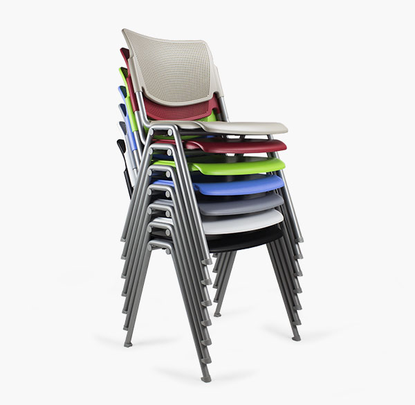 la mia stack chairs
