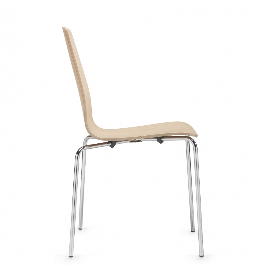 global sas stackable guest chair