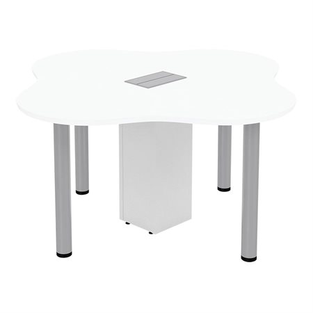 zook table with power