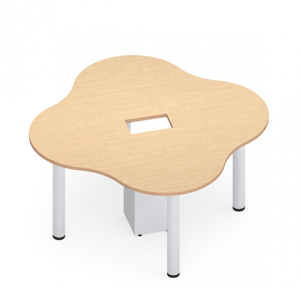 """59"""" x 59"""" global zook 4 person table"""