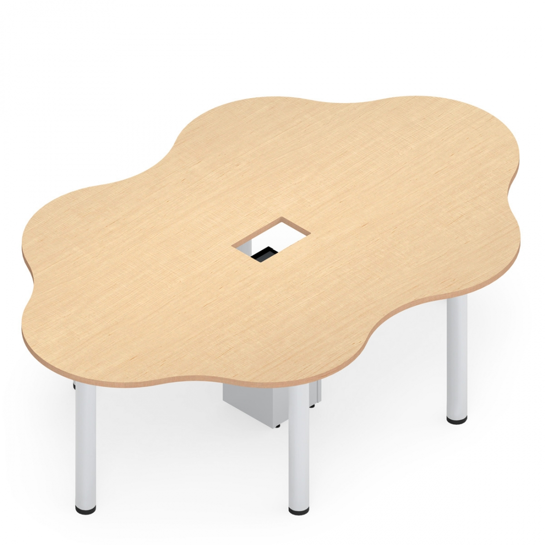 zook 6 person table
