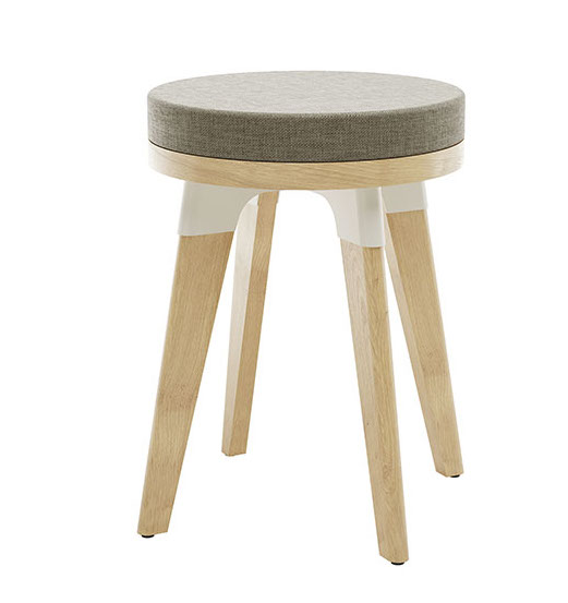 safco resi sitting height stool