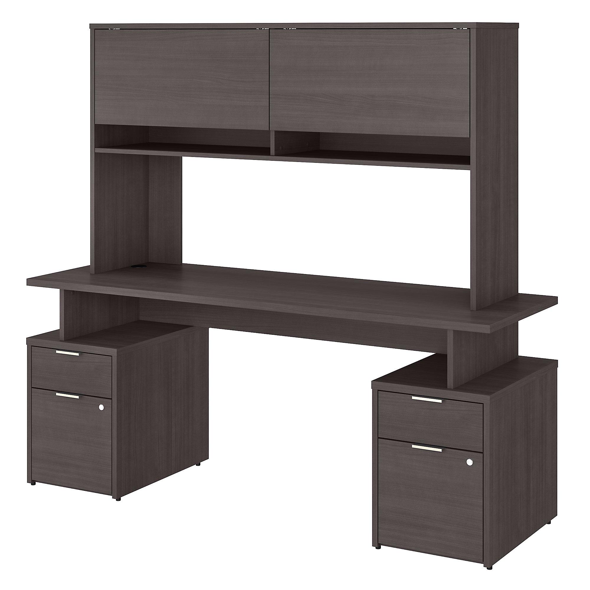 jtn006 storm gray jamestown desk
