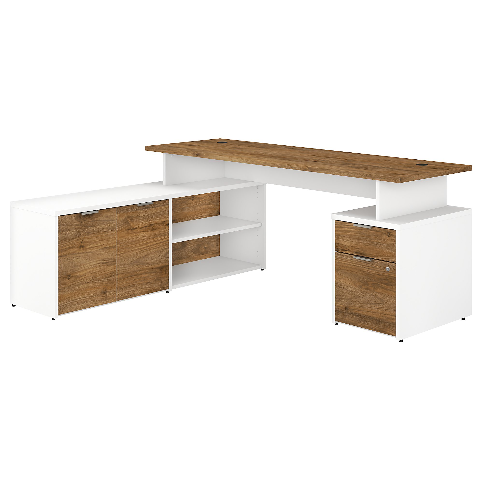 jtn009 walnut jamestown desk