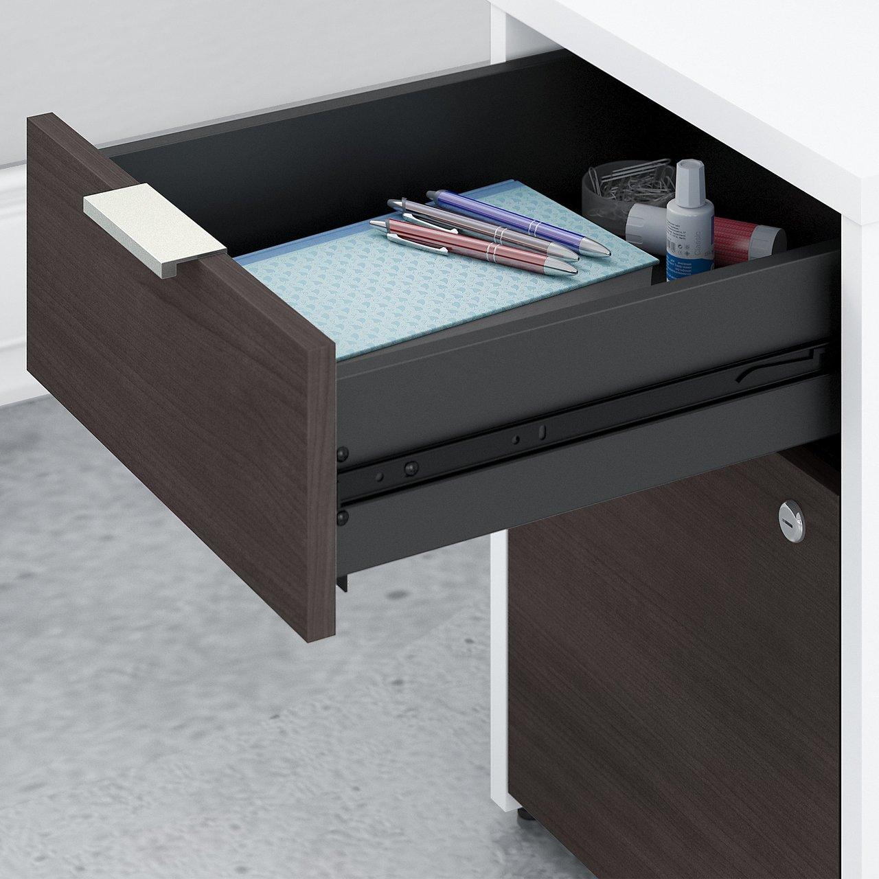 jamestown pedestal storage drawer