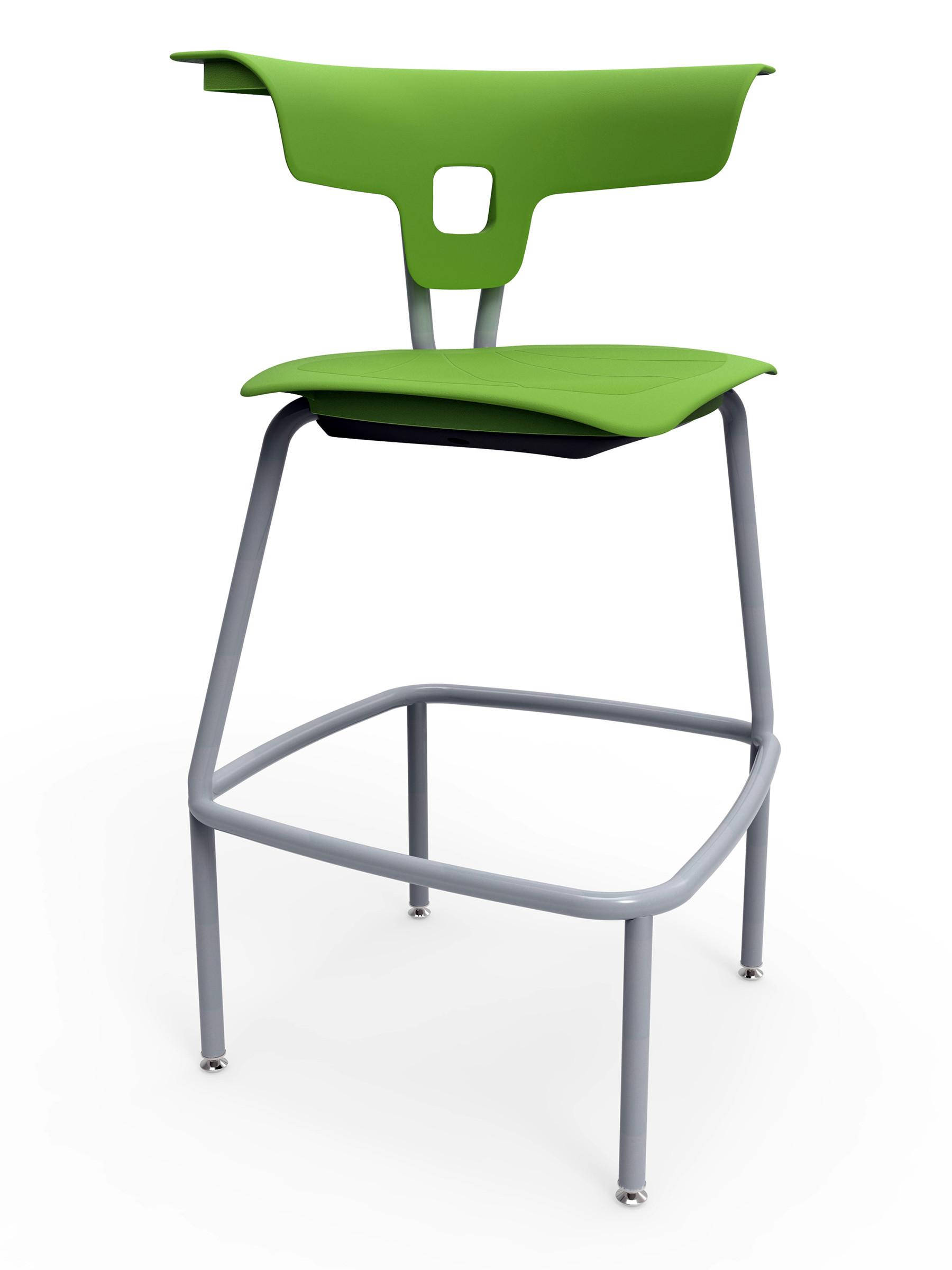 """ki ruckus 30"""" seat height stack stool"""