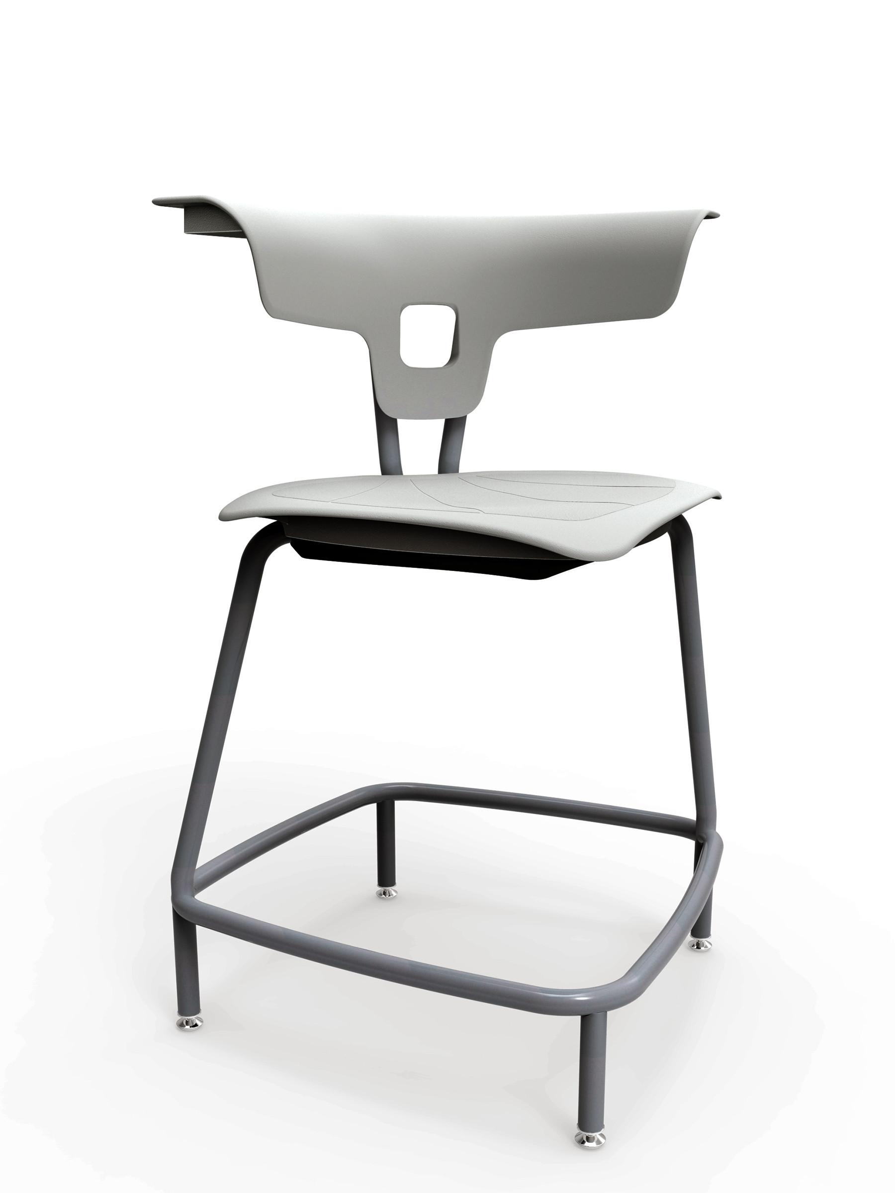 """ki ruckus 24"""" seat height stack stool"""