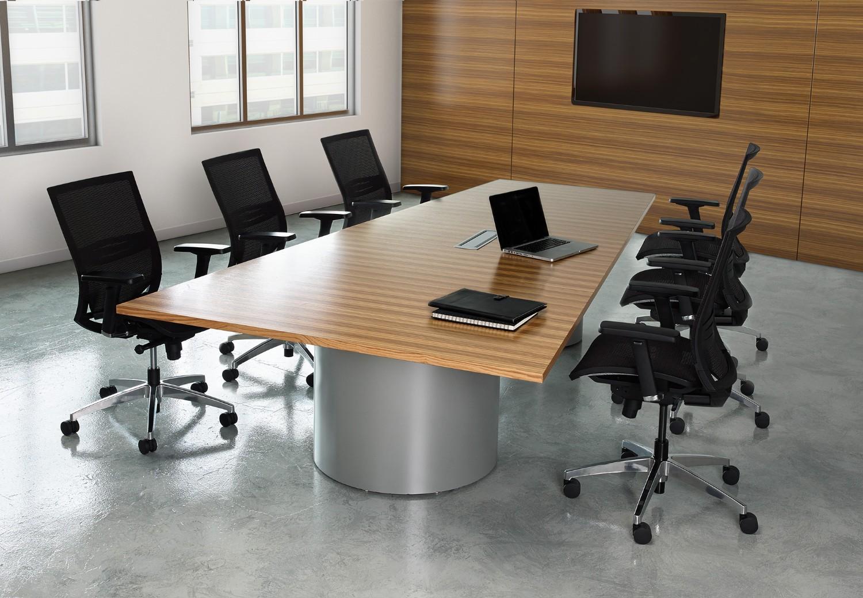 ki serenade powered conference table
