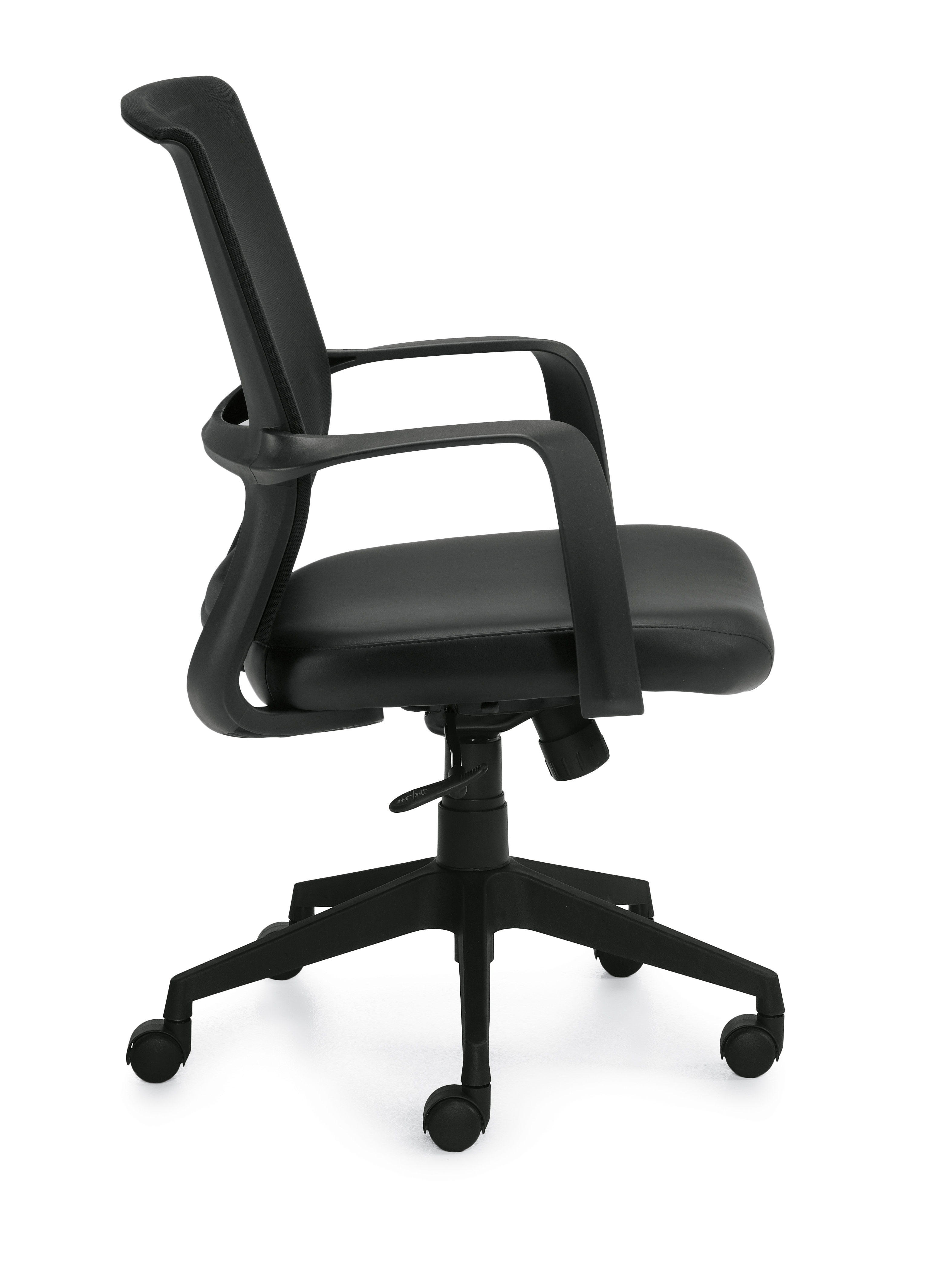 offices to go tilter chair with luxhide seat otg13026b