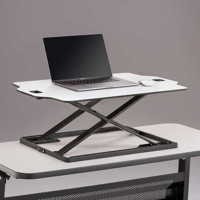 safco accent ergonomic sit stand station
