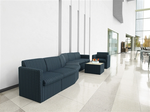 Braden Serpentine Lounge Furniture Set by Global