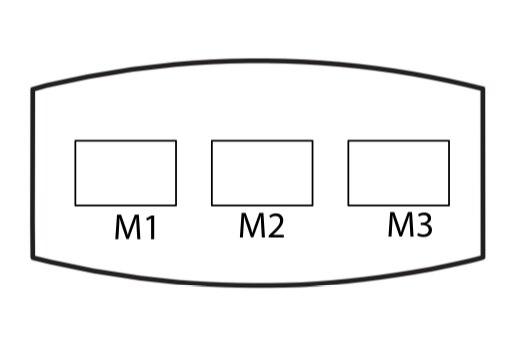 zira power module cutout locations