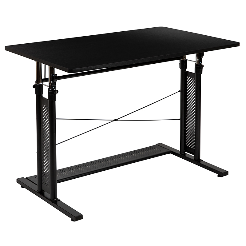 flash furniture adjustable laptop desk