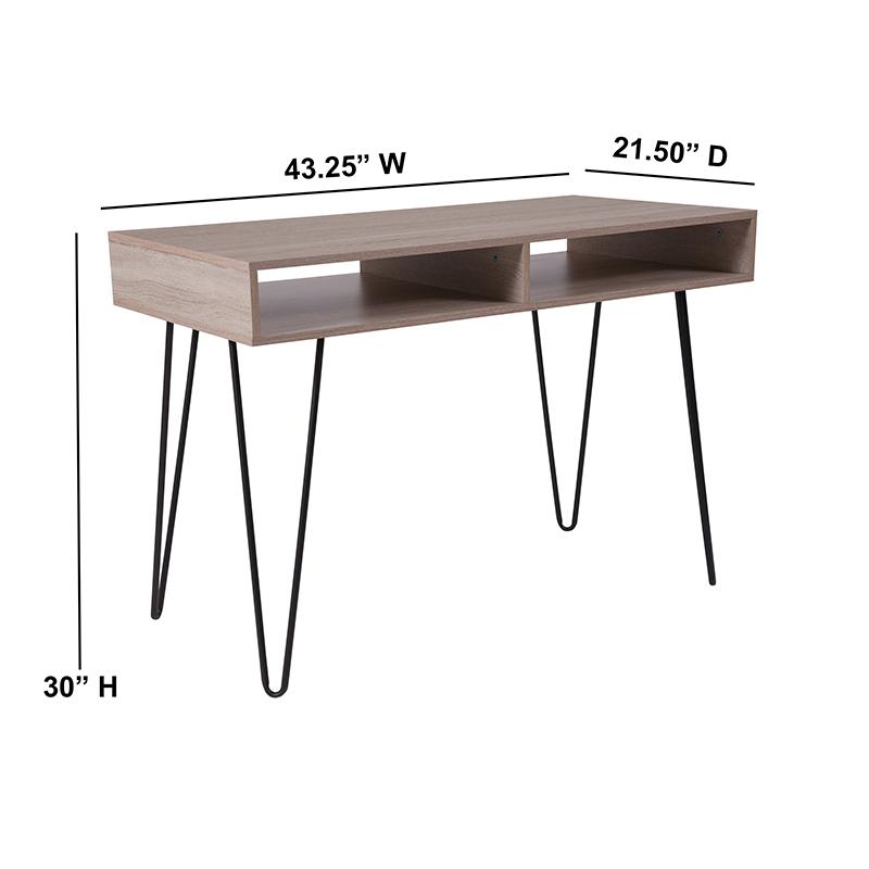 flash furniture franklin desk dimensions