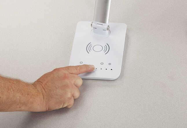 vamp charging pad