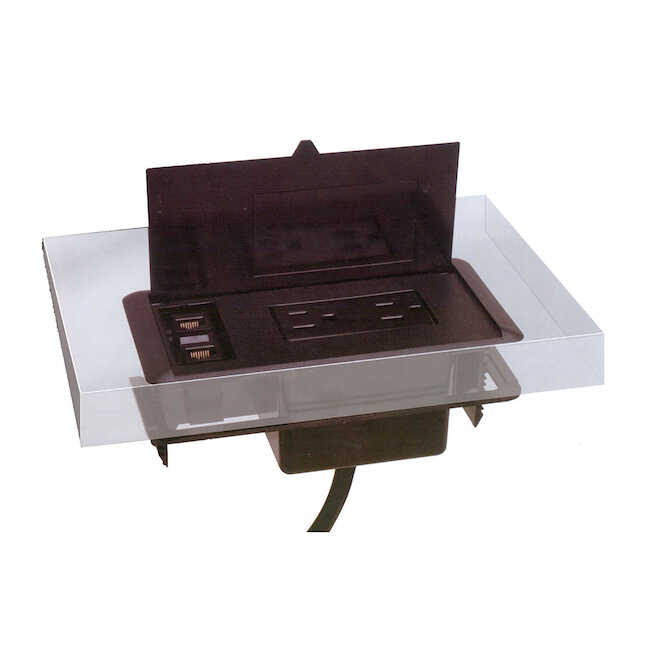 power module for aberdeen and napoli conference tables