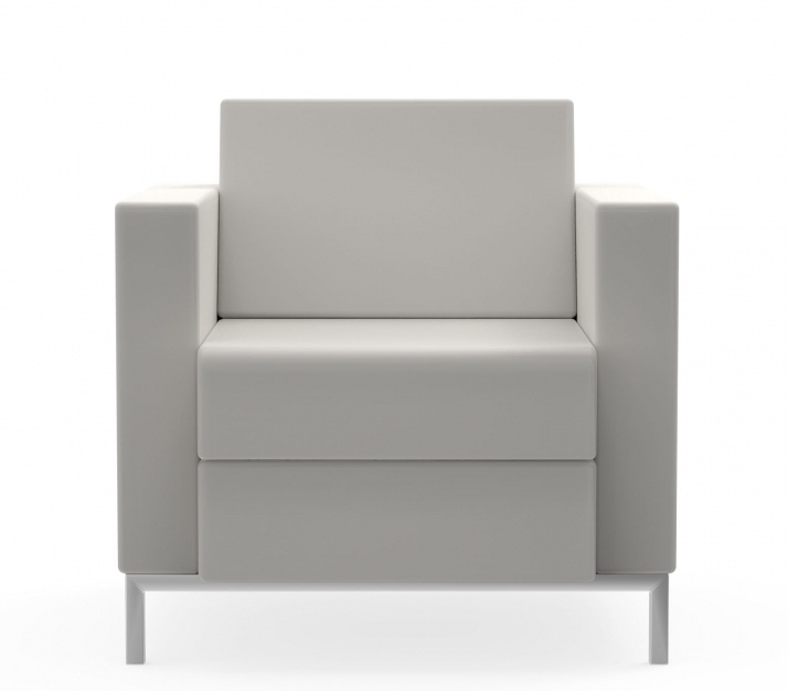s7875 citi square leather lounge chair