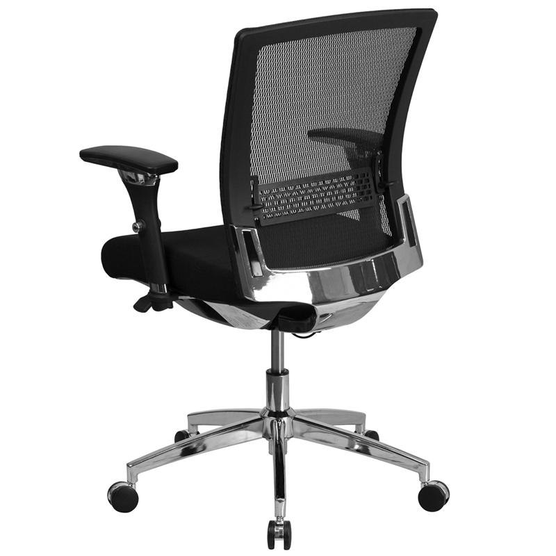 flash furniture mesh big and tall chair