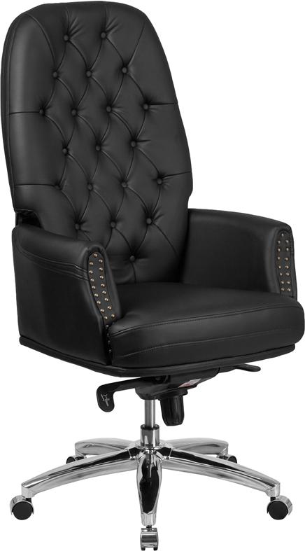 flash tufted executive chair