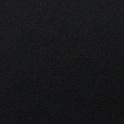 black vinyl stack chair color swatch
