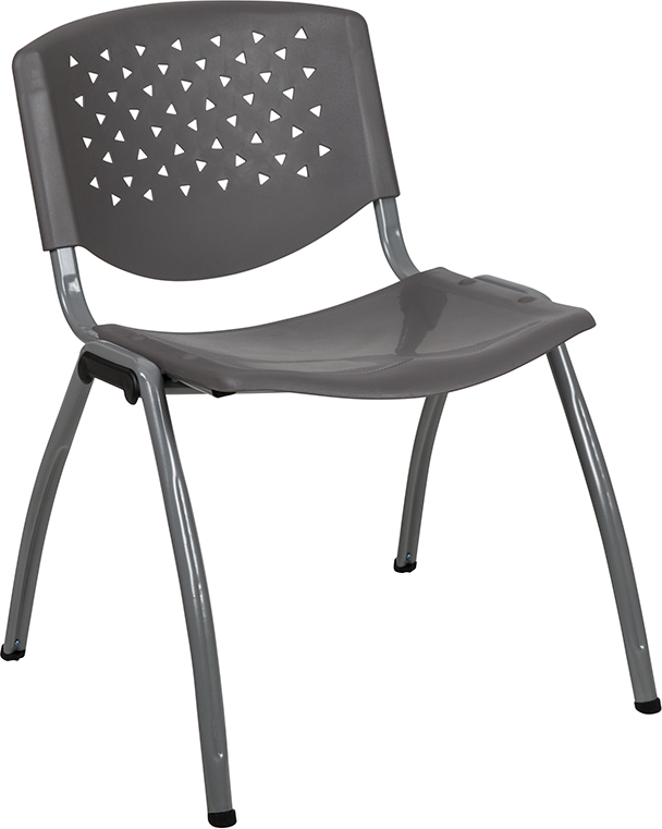 gray multi purpose chair