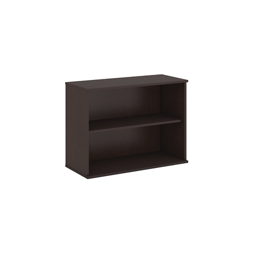 Bush 2 Shelf Bookcase