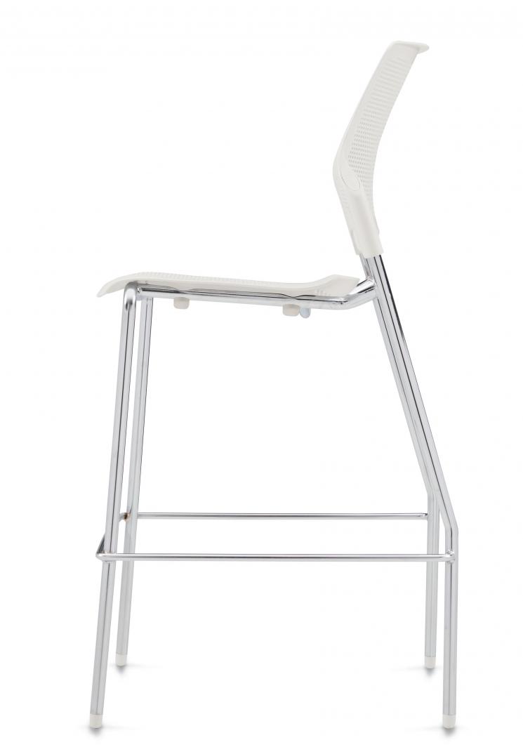 global stream bar stool side profile