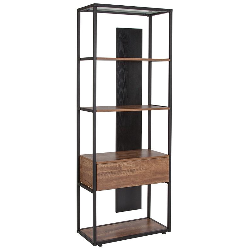 flash furniture cumberland bookcase